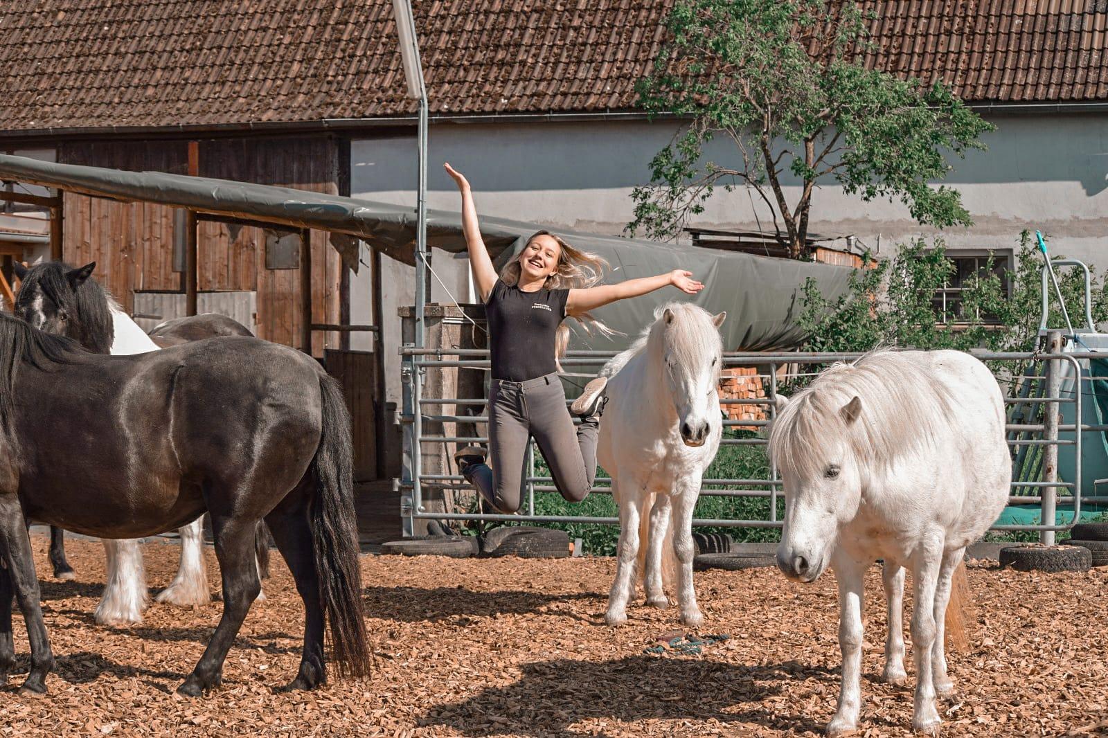 Steinhauser Akademie Sabine Steinhauser Reittherapeutin Ausbilderin
